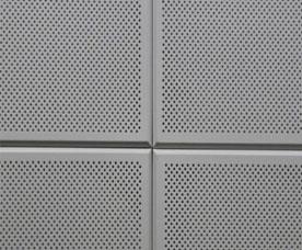 穿孔硅酸钙板规格